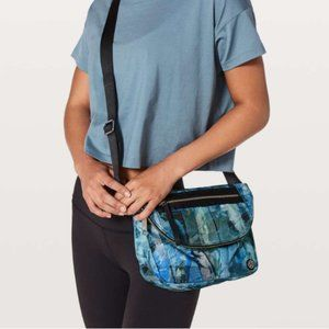 Lululemon Festival Bag II - Sun Dazed Multi Blue